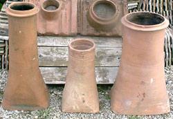 Lebrun mat riaux terre - Mitre cheminee terre cuite ...